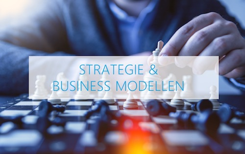 Strategieën en business modellen ontwikkelen in serious game