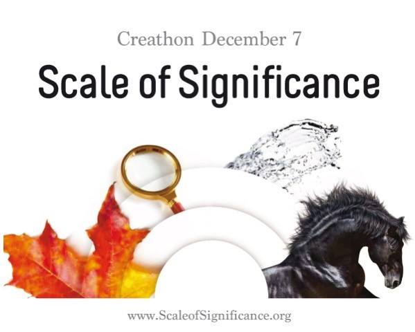 Scale of Significance sponsor
