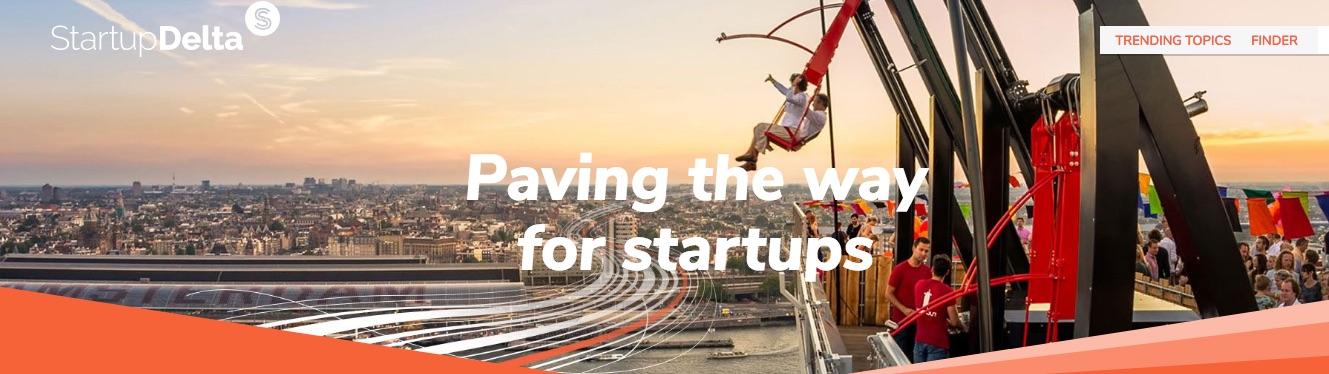 Kroes gaat start-ups naar Nederland halen