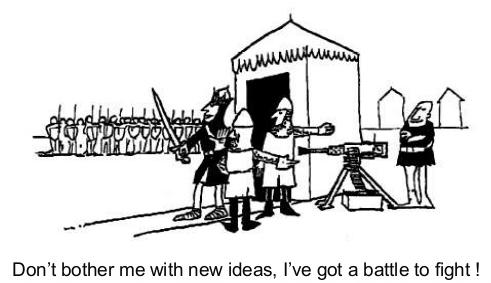 Innovatie heeft wel aandacht nodig