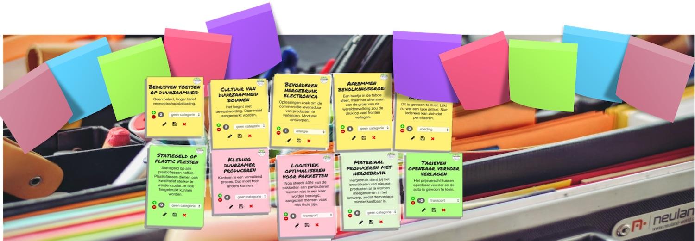 Nog altijd druk bezig met Post-it® in workshops?